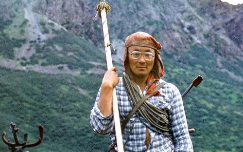 Виталий Нинани, кочевник в десятом поколении