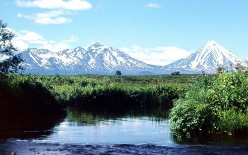 Край вулканов, цветов и нерестилищ