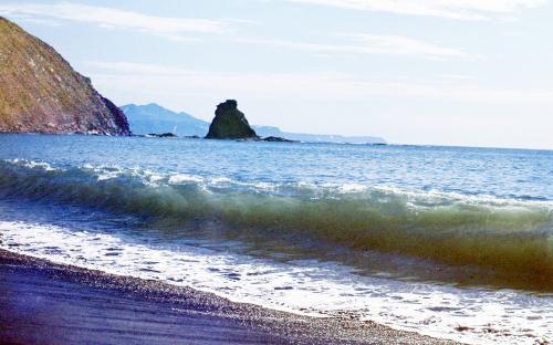 Ласковые волны северных морей