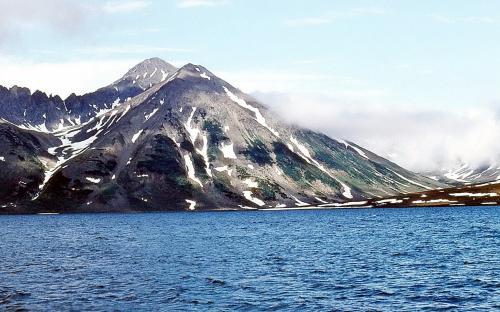 Озеро Илир-Гытхын