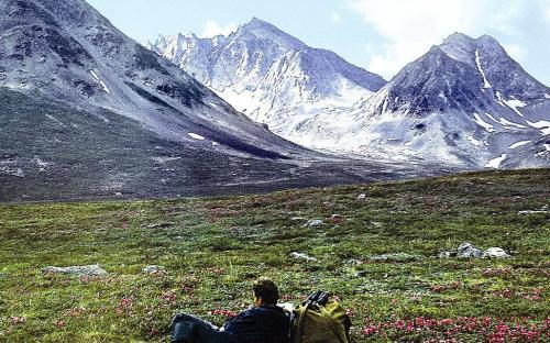 Отдых на перевале