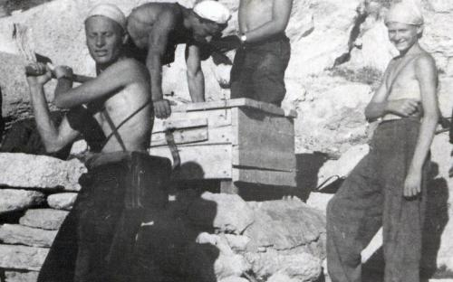 Тюб-Караган, Закаспий. 54-й