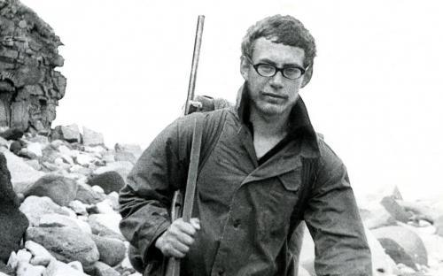 Юра Воропаев, географ и романтик